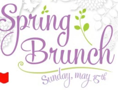 2016 Spring Brunch Fundraising Event