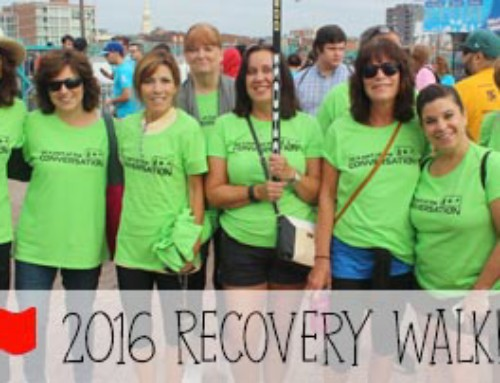 2016 Recovery Walk