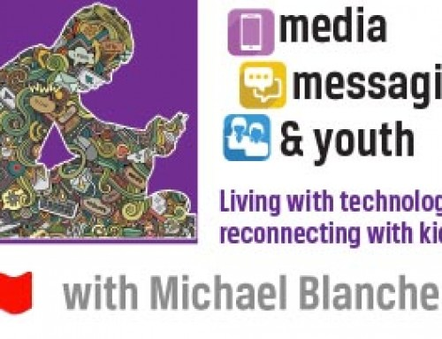 Media, Messaging & Youth with Michael Blanche, MSS, LCSW
