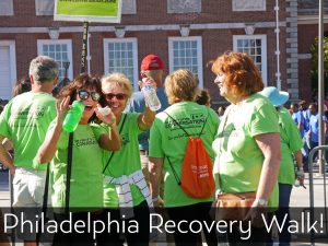 2019 Recovery Walk! @ Penn's Landing | Philadelphia | Pennsylvania | United States