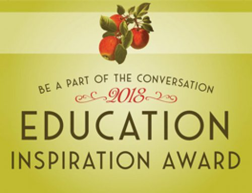 2018 Education Inspiration Awards!