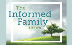 """Informed Family Series:  """"The Family Recovery Continuum"""" with Rick Shugart, MFT @ Center for Families 