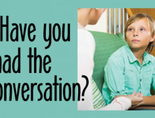 """Have You Had the Conversation?"" Upper Merion Area School District"