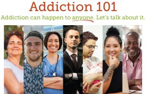 Addiction 101:  Addiction can happen to anyone. Let's talk about it. @ Great Valley High School | Malvern | Pennsylvania | United States