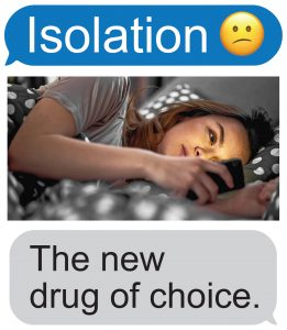 Isolation: The New Drug of Choice @ Springfield Township Middle School